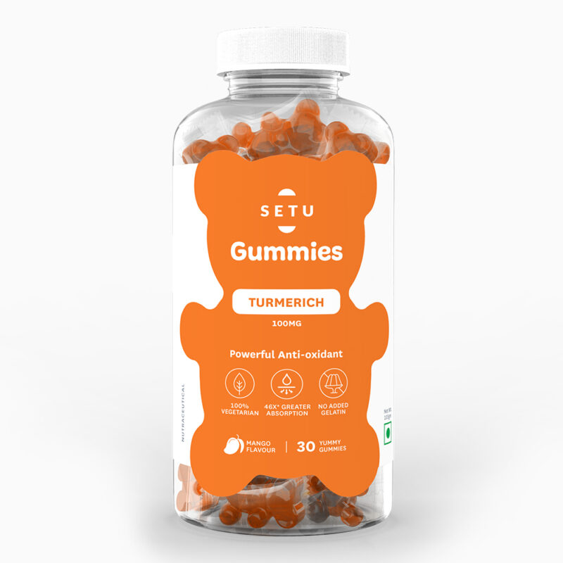 Turmerich Gummies