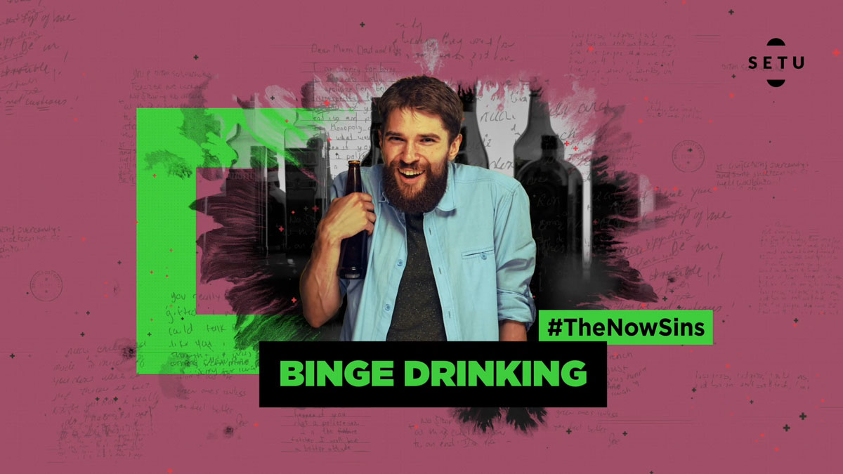 3. Binge Drinking