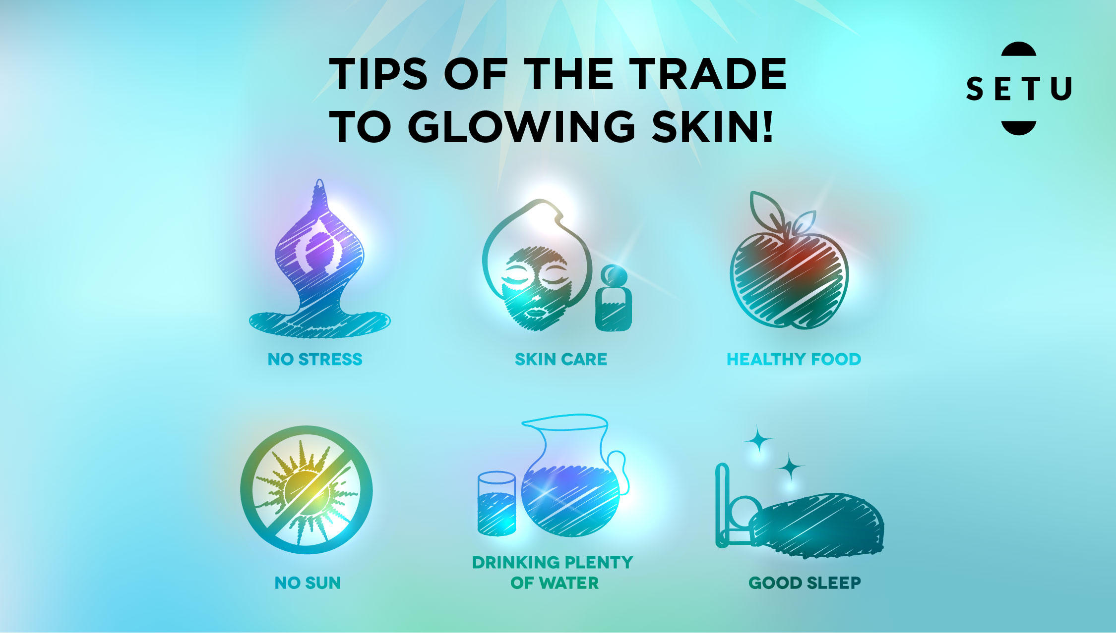 Tips of the Trade to Glowing Skin