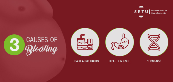Ways to prevent bloating
