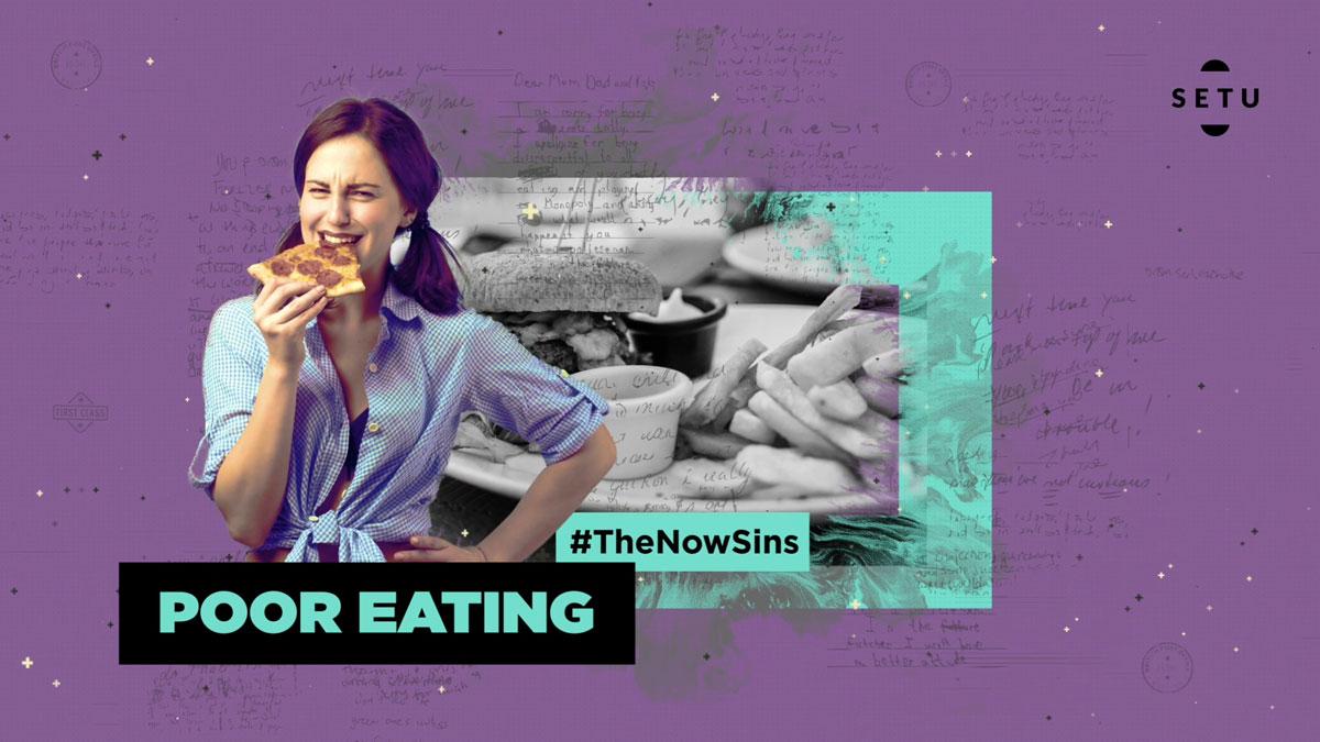 1. Poor Eating