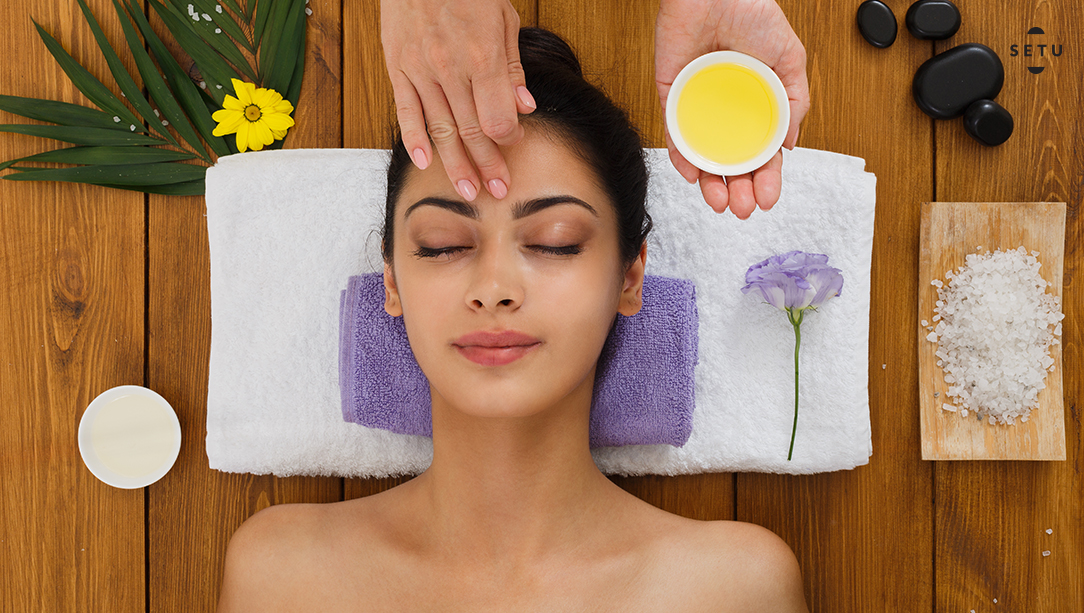 Spa vouchers to rejuvenate the body and soul