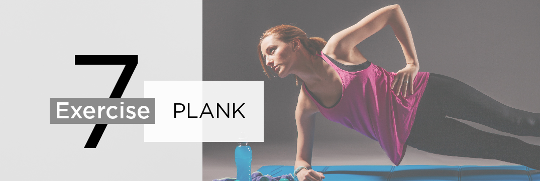 Exercise 7: Plank (Abs/Core/Oblique)