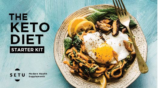 The Keto diet starter kit