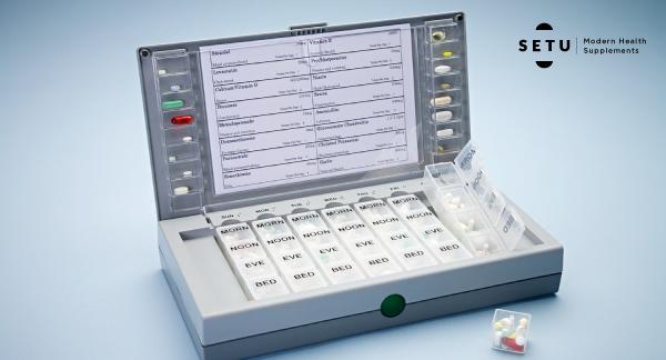 MedFolio Pillbox