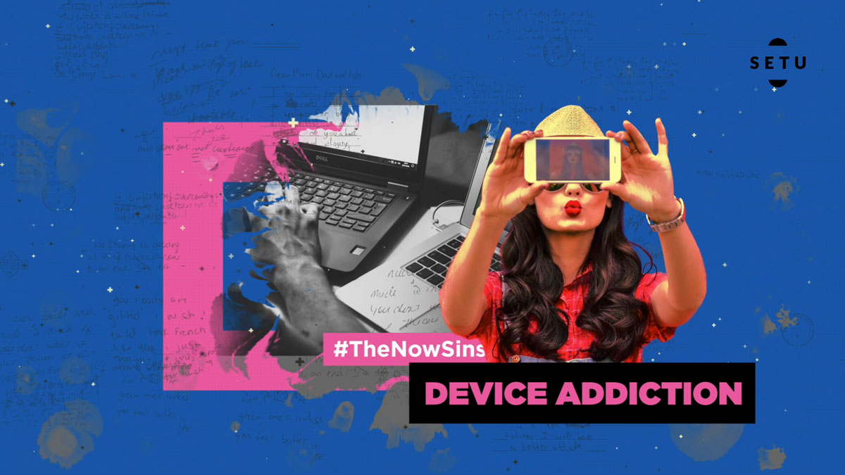 2. Device Addiction