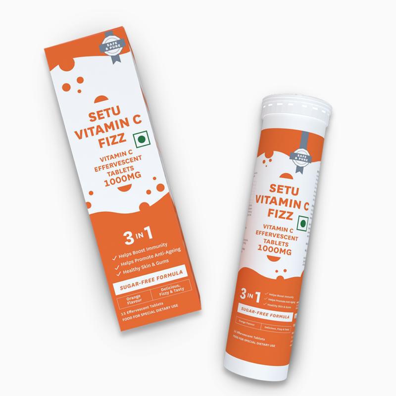 Setu Vitamin C Fizz