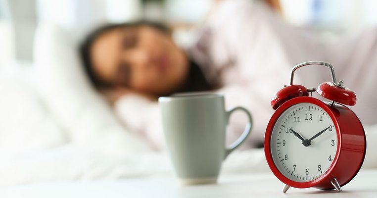 over-sleeping